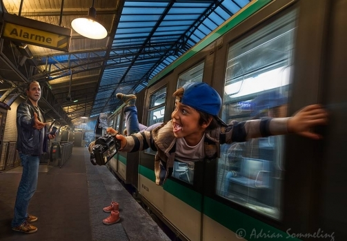 10 BRILLIANT PHOTO COMPOSITES YOU NEED TO SHOW TO YOUR KIDS